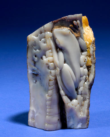 Wyoming Opal Limb cast, Frog