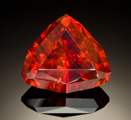 Sphalerite, 169.3 cts. Picos de Europa, Santander, Spain modified trillion
