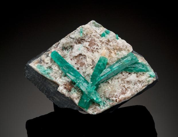 Emerald, Chivor Boyaca, Columbia