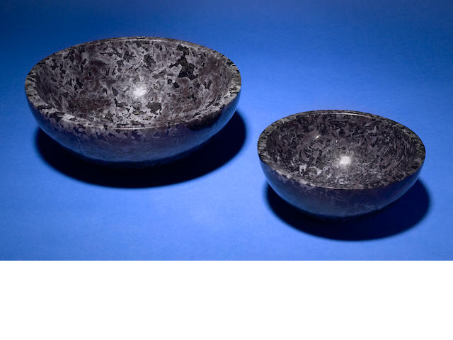 2 Gabbro Bowls