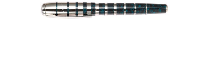 MONTBLANC: George Bernard Shaw Limited Edition Writers Series Fountain Pen