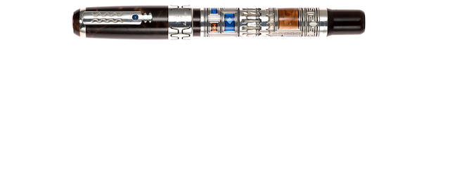 MONTEGRAPPA: Human Civilization Limited Edition Fountain Pen
