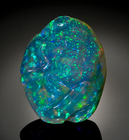 Crystal Opal, 77 cts.