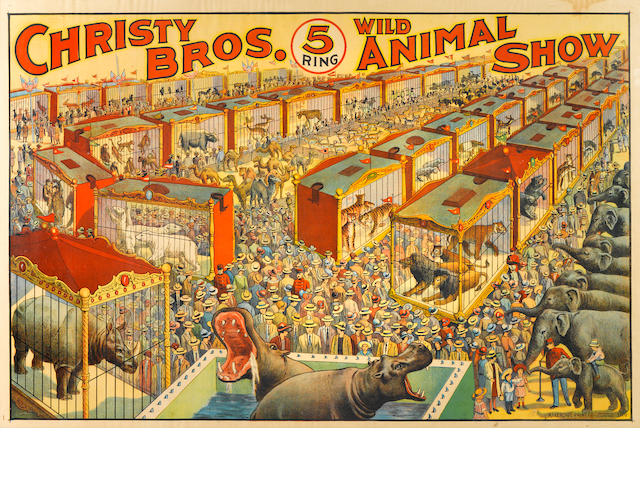 Circus poster- brooke to inspect