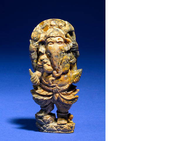 Australian Opalite Ganesh, West Australia