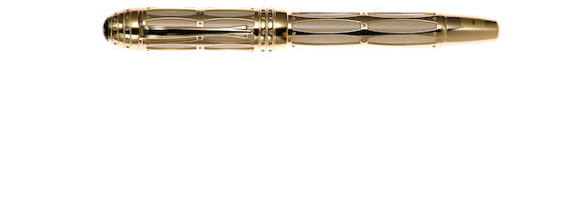 MONTBLANC: Pope Julius II Patron of Art Series Limited Edition 4810 Fountain Pen