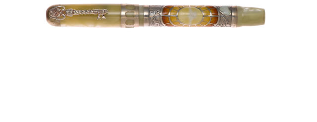 MONTEGRAPPA: Tertio Millenio Adveniente Limited Edition Fountain Pen