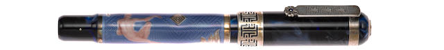 MONTEGRAPPA: Science and Nature Limited Edition Fountain Pen