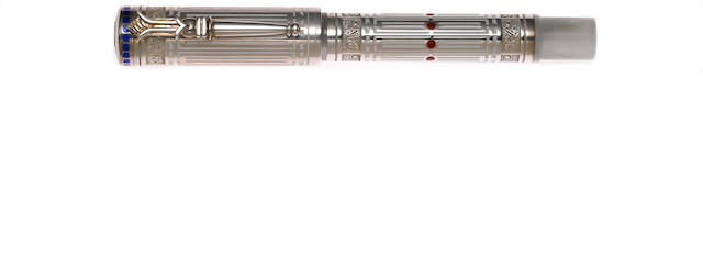 MONTEGRAPPA: White Nights Limited Edition Fountain Pen