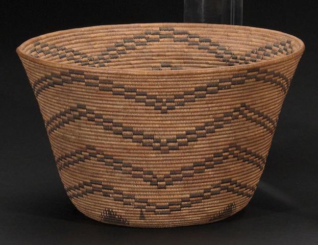 A Pomo basket