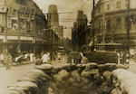 """LYON, HYLAND """"BUD."""" 1908-1973. A large collection of photographs, correspondence, and memorabilia, much of it relating to Lyon's years in China, 1934-1941, but also including early and late material, as follows:"""