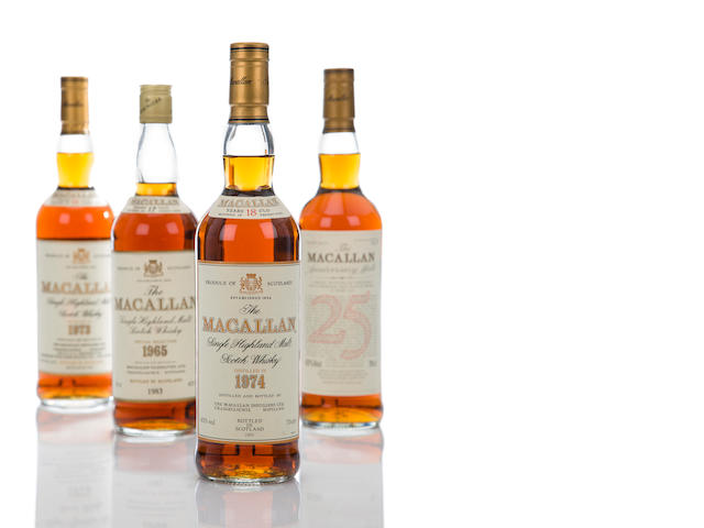 Macallan 1973- 18 year old (1)