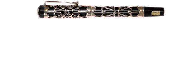 MONTBLANC: Octavian Patron of Art Series Limited Edition 4810 Fountain Pen