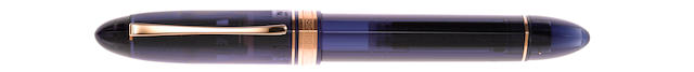 OMAS: 360 Vintage Demonstrator Limited Edition Fountain Pen