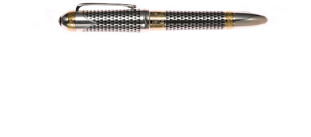 MONTBLANC: Max von Oppenheim Patron of Art Series Limited Edition 4810 Fountain Pen
