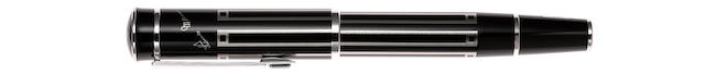 MONTBLANC: Thomas Mann Writers Series Limited Edition Fountain Pen