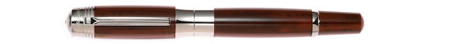 MONTEGRAPPA: Tributo ad Antonio Stradivari Limited Edition Fountain Pen