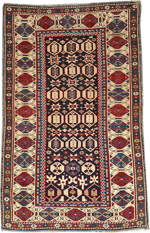 A Kuba rug  Caucasus size approximately 3ft. x 4ft. 8in.