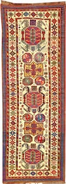 A Talish runner  Caucasus size approximately 3ft. 8in. x 10ft.
