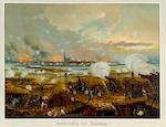 FRANCO-PRUSSIAN WAR. DITTRICH, MAX. Der Deutsch-Französische Krieg. 1870 und 1871. Dresden & New York: H.G. Münchmeyer, [c.1890].