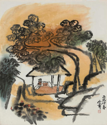 Kim Ki-Chang (1913-2001) Scholar at leisure