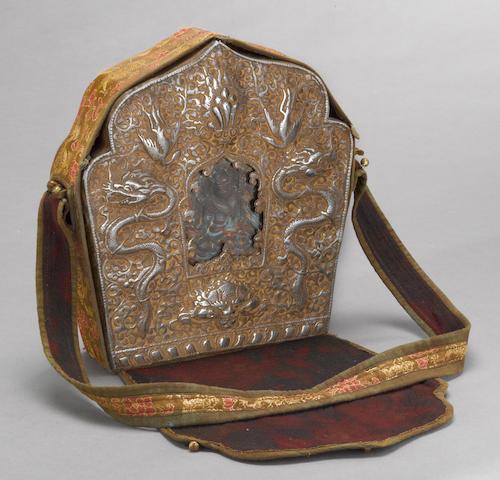 A Tibetan metal gau