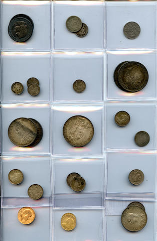 Collection of English Coins