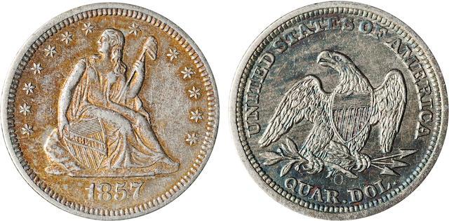 1857-O 25C
