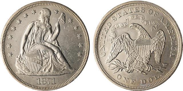 1871 $1