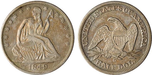1849-O 50C