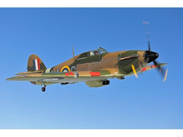 1942 Hawker Hurricane XII