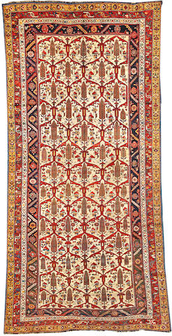 A Quashq'ai long carpet  South Central Persia size approximately 5ft. 10in. x 12ft. 8in.