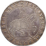 James I, 1603-1625, Silver Crown, (1604-19)
