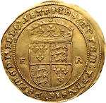 Edward VI, 1547-1553, Gold Half Sovereign, (1550-53)