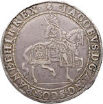 James I, 1603-1625, Silver Crown, (1603-4)