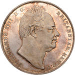 William IV, 1830-1837, Silver Crown Proof, 1831
