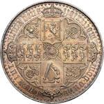 Victoria, 1837-1901, Gothic Silver Crown, 1847