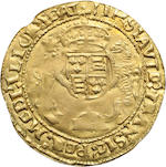 Henry VIII, 1509-1547, Gold Half Sovereign (1547-51)