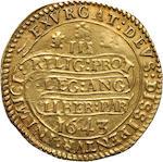 Charles I, 1625-1649, Gold Triple Unite, 1643