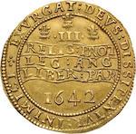 Charles I, 1625-1649, Gold Triple Unite, 1642