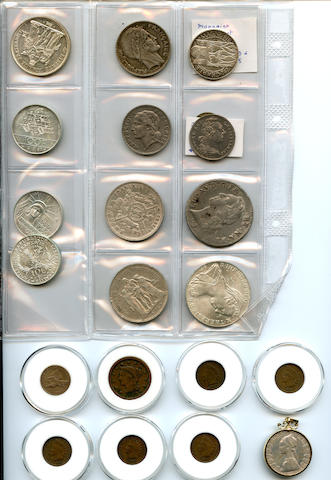 Miscellaneous European Coins