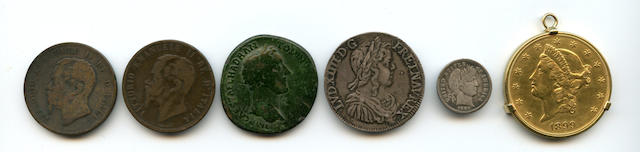 Miscellaneous Coins (6)