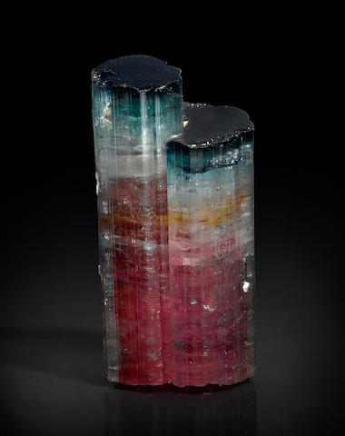 Blue Cap Tourmaline