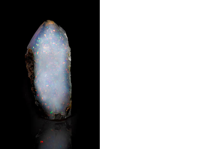 Virgin Valley Opal Specimen