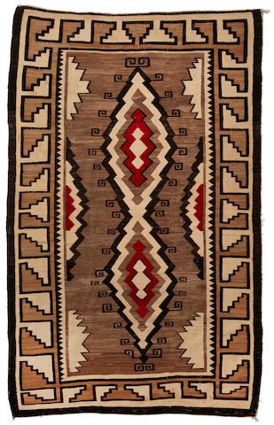 A Navajo Klagetoh rug