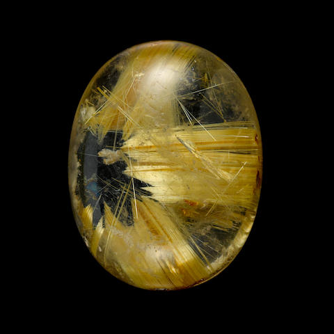Rutile and Hematite-in-Quartz