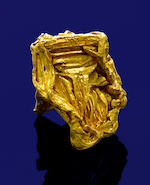 Venezuelan Crystallized Gold