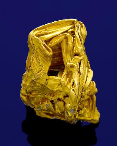 Important Venezuelan Crystallized Gold
