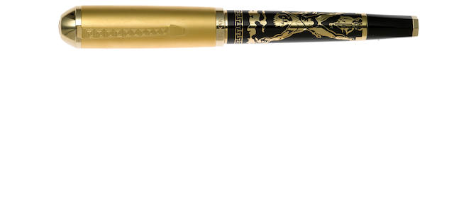 PELIKAN: Colossus of Rhodes Limited Edition 408 Fountain Pen