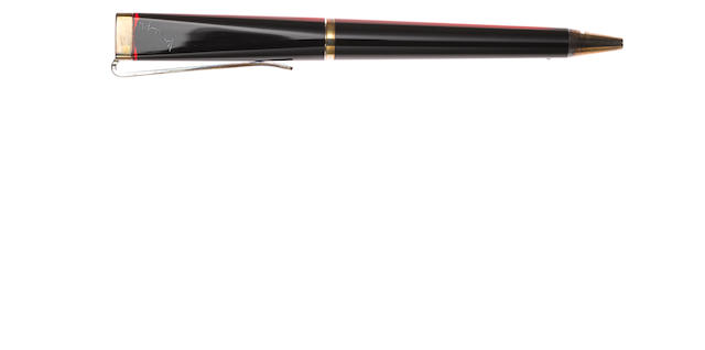 MONTBLANC: Franz Kafka Writers Series Limited Edition  Ballpoint Pen
